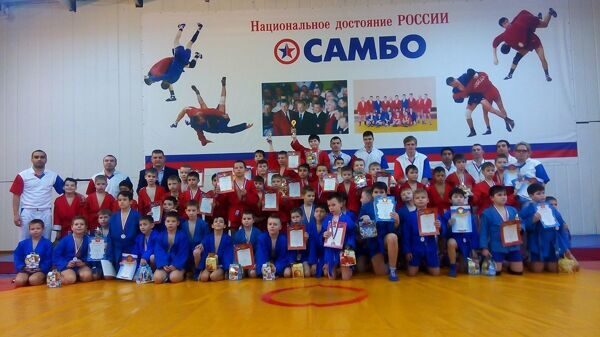 Республиканский турнир собрал в Усинске свыше трёхсот ...