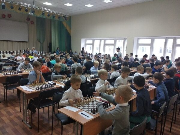 Шахматы Усинск Новости Усинска - Усинск-Новости.РФ